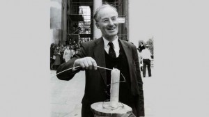 AI Peter Benenson with candle