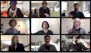 Online meetings photo
